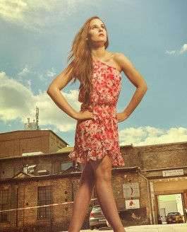 Fashion-Shooting in Mainz